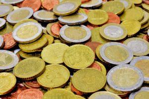 Euro Münzen über Kredit ohne Schufa