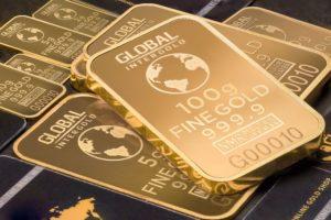 Gold in Barren