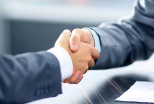 Handschlag nach Lebensversicherung verkaufen