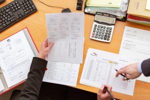 Unterlagen zu Kreditvergleich und Kreditrechner