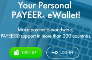 Payeer Website