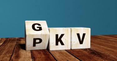 Krankenkassen GKV und PKV